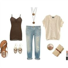 Polyvore Casual outfits for women over 30 | ... put together, but I see this more on a woman in her 20′s or 30′s