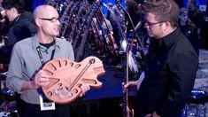 Master Luthier, Jim Decola, explains the new Gibson Les Paul Standard High Performance Les Paul Standard, Gibson Les Paul, Cool Guitar, The Incredibles, Electric Guitars