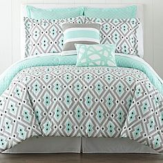 jcp | Happy Chic by Jonathan Adler Nina 3-pc. Comforter Set and Accessories