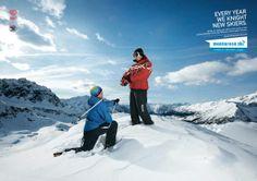Monterosa Ski: The kingdom of snow, Proclame