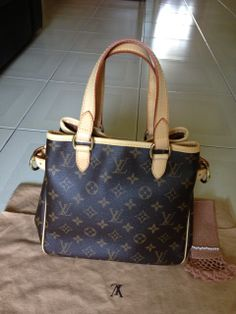 Authentic Louis Vuitton Batignolles vertical PM. Used condition 9/10  Selling at 699SGD  Tag#LV#Louis Vuitton#Cheap#authentic#real#Preowned#Preloved#Prada#chanel#Miu miu#Gucci#