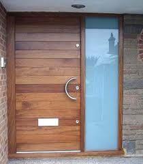 Contemporary Large Oak Front Door   Google Search Modern Front Door,  Contemporary Front Doors,