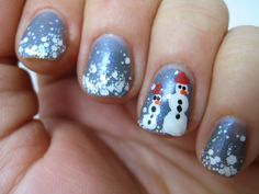 Snowman. The Collegiate Nail - frontrowboxoffice.com