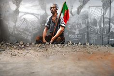 street art examples: mr dheo