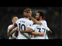 Kane happy to stayif Spurs start winning trophies