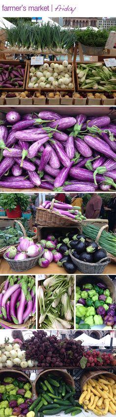 farmers market friday | POISE blog