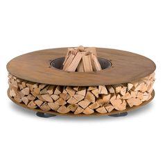 Feuerschalen für den Garten: 18 ansprechende Designs
