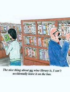 ebook cartoon
