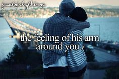 :3 this, holding his hand, when he looks at me, and talkin to him...... priceless.