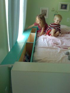 Modern Trundle Bed