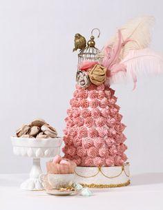 Nadia & Co. Art & Pastry   Cake Design   Meringue Delight   Confections