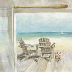 Seaside Morning - Fototapeter & Tapeter - Photowall