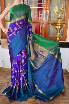 Soft silk sarees - buy the latest collection of soft silk sarees. check new and trendy wears for women. Mysore soft silk sarees and Kanjivaram soft silk sarees. Tussar Silk Saree, Kanchipuram Saree, Soft Silk Sarees, Sari Blouse, Saree Dress, Beautiful Saree, Beautiful Outfits, Pink Saree, Printed Sarees