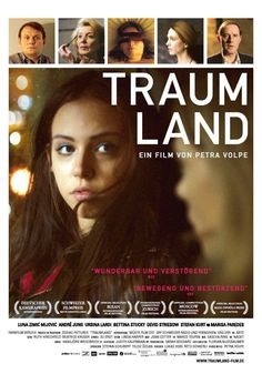 DREAMLAND  TRAUMLAND  Switzerland/Germany  WRITTEN & DIRECTED BY:Petra Volpe  PRODUCED BY: Lukas Hobi & Reto Schaerli