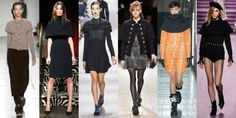 Fall 2016 Fashion Trends - Comprehensive Guide Fall Trends