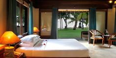 Deluxe Room Overlooking the Ocean awesome place in Puri Bagus Lovina http://www.balitravelvacations.com/puribaguslovina/
