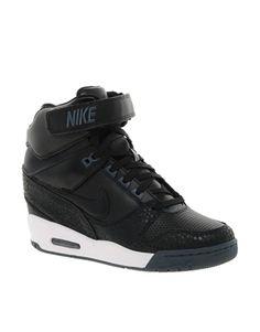 new arrival a076b 84762 Image 1 of Nike Air Revolution Sky High Trainers