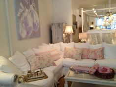 Rashel Ashwell Shabby Chic Couture nyc store - photo by kathy duvall