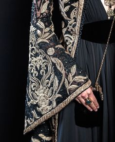 Elie Saab Couture Fall Winter 17-18 Detail