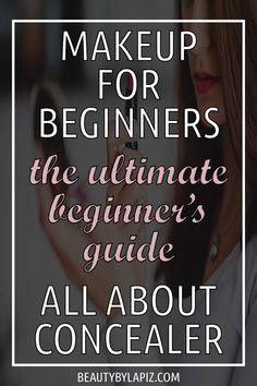 Is it OK to put concealer on a pimple? Makeup for beginners the ultimate beginner's guide all about concealer