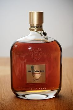 Friday Happy Hour: Mount Gay 1703 Oak Cask Selection, Perfected by Tradition   Barbados   Uncommon Caribbean