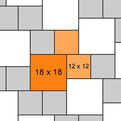 pattern 2 a 6x6 20 12x12 80 laundry rooms pinterest