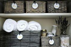 60 идей организации и хранения в ванной | IVOREE