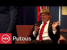 The Finnish Trump Sketch 2017 (eng-sub) - YouTube