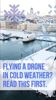 Brace yourselves, winter is coming! You can capture beautiful sceneries from the air in winter, but there are some things you need to know before firing up your drone on a cold day. Drone Photography, Winter Is Coming, Cold Day, Great Photos, Cold Weather, Scenery, Places To Visit, Photo And Video, Paisajes
