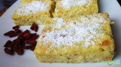 Zabos túrós (rizsfelfújt) Vegan Vegetarian, Paleo, Diabetic Recipes, Healthy Recipes, Hungarian Recipes, Hungarian Food, Health Eating, Cornbread, Sweet Recipes