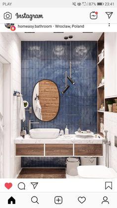 Best Bathroom Designs, Amazing Bathrooms, Spa, Mirror, Architecture, Design Ideas, Furniture, Instagram, Home Decor