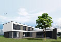 Woningen in uitvoering - architectenbureau - architectenbureau -