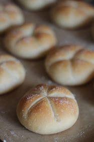 Mis recetas favoritas: Panecillos Broetchen