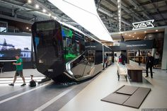 New tram RUSSIA
