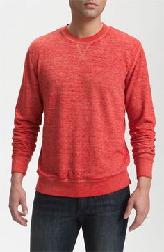 $59 Threads for Thought Burnout Crewneck Sweatshirt | Nordstrom