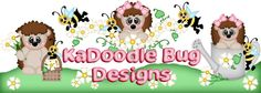 KaDoodle Bug Designs--weekly free svg files