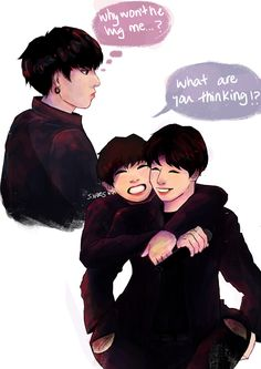 Jungkook and Taehyung from BTS Instagram: sxprswork twitter: sxprs [DO NOT REPOST WITHOUT PERMISSION]