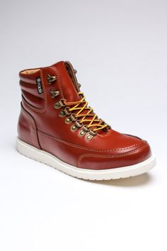 love the red!! #MensFashion #shoes