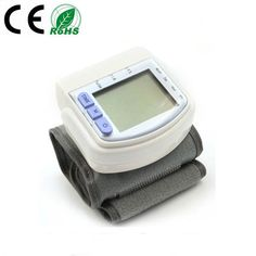 No more worries about taking along bulky blood pressure monitor while travelling. This wrist blood pressure monitor is portable and convenient to pack in luggage