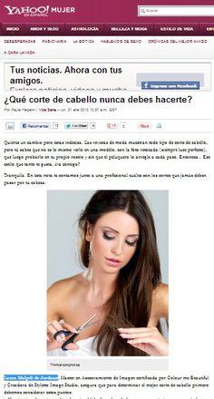 Consejos para elegir el mejor corte de cabello en Yahoo! Argentina – Enero de 2013 #LaImagenImporta