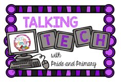 The Primary Punchbowl: Using Google Drawings in the Primary Classroom