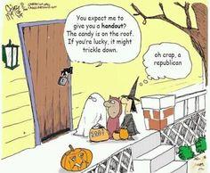 Republican Halloween.