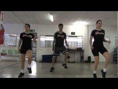 Coreografia Dançando (Ivete Sangalo) Ensaio Carnaval 2013 - YouTube