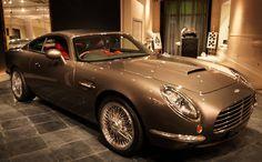 David Brown's Speedback unveiled - Telegraph