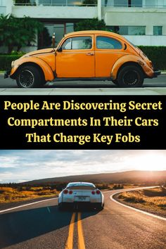 Modern cars sure have their advantages. There are so many cool features that most of us can't live without these days.