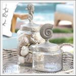 Seaside Inspired   beach home accents from seasideinspired.com