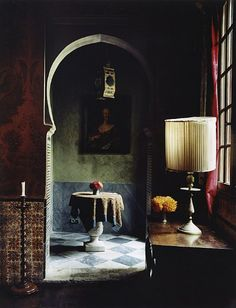 Umberto Pasti house, Tangier, Morocco - Studio Peregalli - Laura Sartori Rimini e Roberto Peregalli