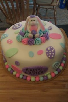 Adorable Easter cake!!!