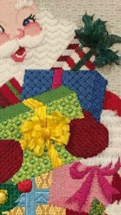 Package stitches