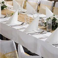 mantel de tela rectangular blanco para decorar la mesa ibicenca http